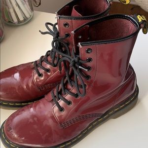 dr martens 1460 smooth boots